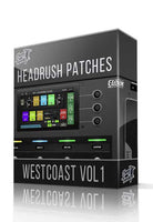 Westcoast vol.1 for Headrush - ChopTones