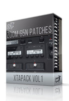 XtaPack vol.1 for G5n - ChopTones