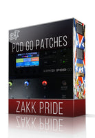Zakk Pride for POD Go