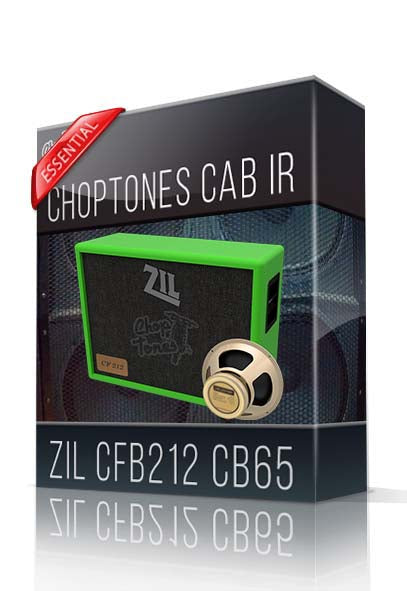 Zil CFB 212 CB65 Essential Cabinet IR - ChopTones