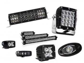 LED Offroad extra lights