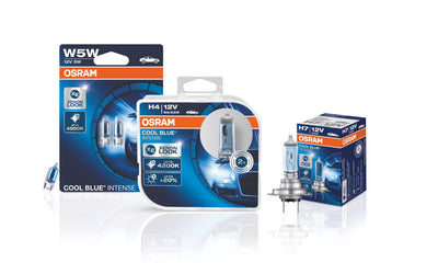 Halogen bulbs for OSRAM