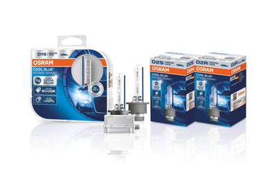 OSRAM xenon bulbs