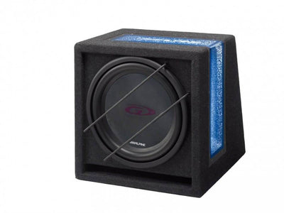 Subwoofer with enclosure
