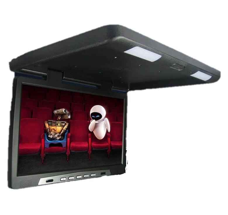19'' Overhead Ceiling Monitor