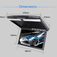 15'' Car Roof Mount Display