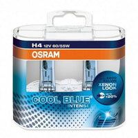 Halogen Bulbs H4 Cool Blue OSRAM