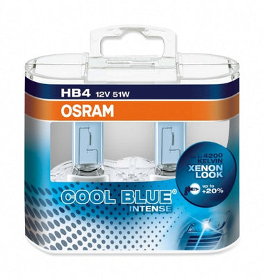 Halogen bulbs HB4 Cool Blue OSRAM