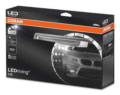 LEDriving LG – LED daytime running lights