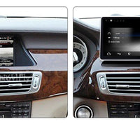 "MEKEDE 10.25"" HD Android 7.1 Navigation display for Mercedes Benz CLS Class W218 2011-2013 GPS stereo dash multimedia player"