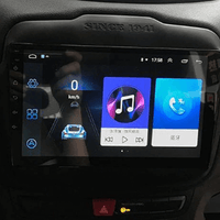 JEEP Renegade Radio 2016-2017