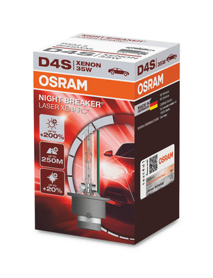Xenon bulb D4S OSRAM Night Breaker Laser