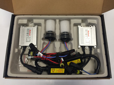 BI- / Xenon HID Kit 9-16v slim