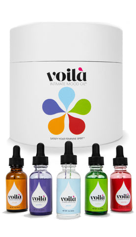 MOOD OILS 5 PACK