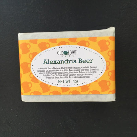 Alexandria Beer Soap