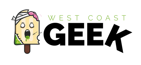 West Coast Geek | Hand-Picked Rare Apparel, Toys, & Collectibles