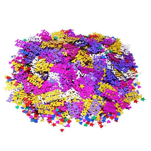 MIX TABLE SCATTER CONFETTI - UNDER4