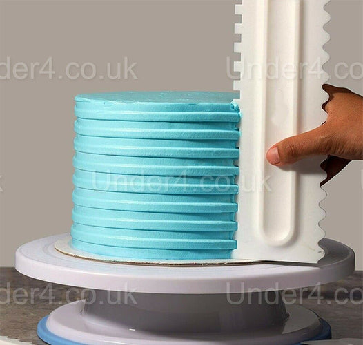 Bakeware Comb Cake Smoother 52 - UNDER4