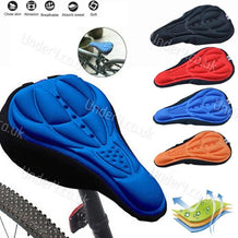 3D Bike Saddle Seat Cover - UNDER4