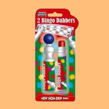 2 PACK BINGO DABBER - UNDER4