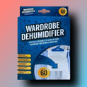 Hanging Interior Wardrobe Dehumidifier - UNDER4