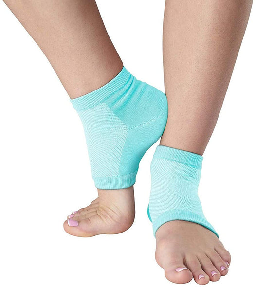 Moisturising Gel Heel Socks - UNDER4