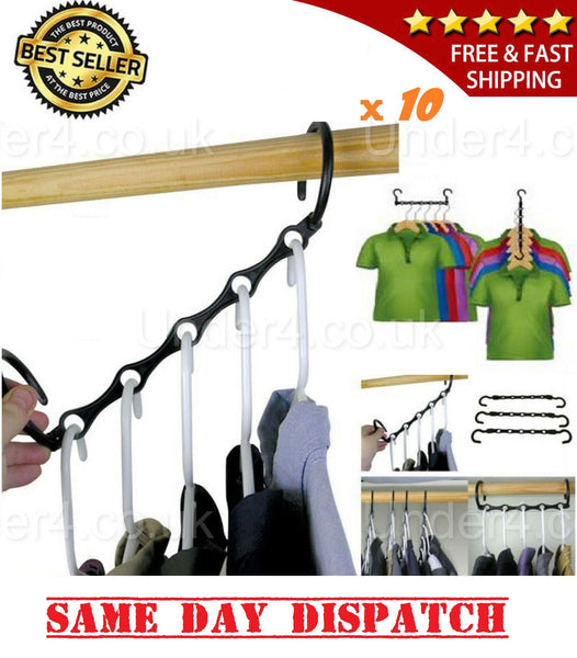 Space Saver Saving Hanger - UNDER4