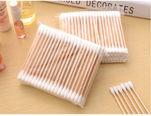 100 Bamboo Cotton Buds - UNDER4