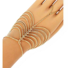 LAYERED GOLD BRACELET - UNDER4