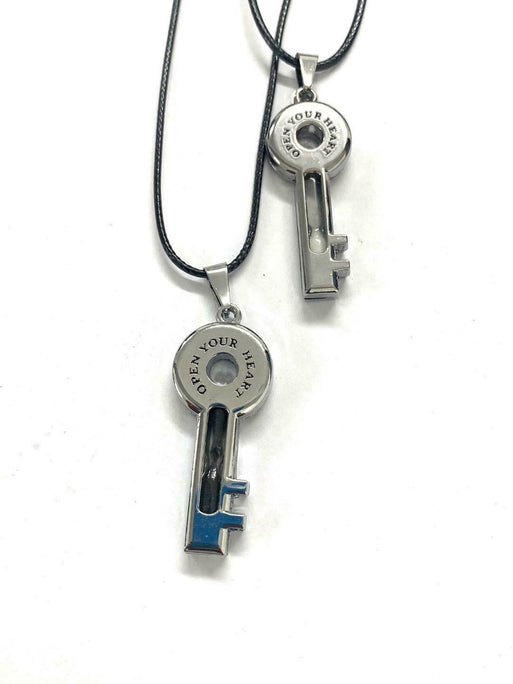 Open Your Heart Key Necklace - UNDER4