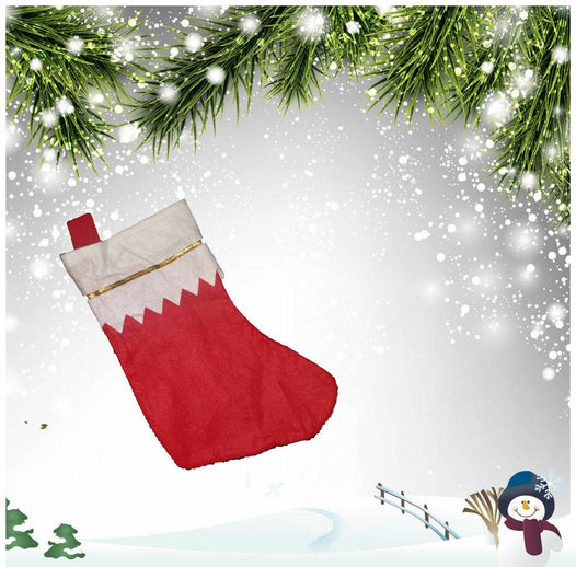 Deluxe Christmas Stocking - UNDER4