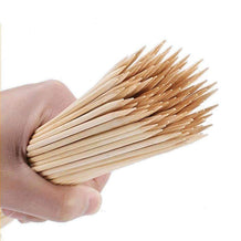 150 Bamboo Skewers Sticks - UNDER4