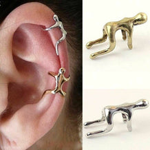 NAKED MEN CARTILAGE EARRING - UNDER4
