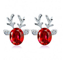 Studs Cuff Earrings Reindeer - UNDER4