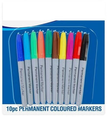 Multicolor Permanent Markers - UNDER4