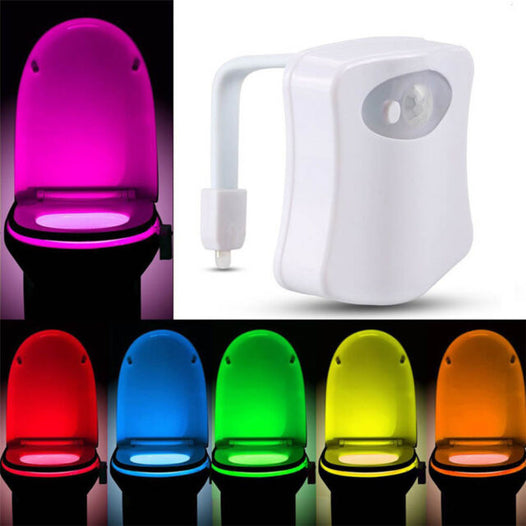 Toilet Seat Light - UNDER4