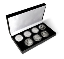 Load image into Gallery viewer, Twas the Night Before Christmas Coin Set with Black Presentation Box
