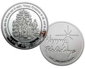 Coin 7, Twas The Night Before Christmas by BEX Coin Minting