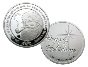 Coin 5, Twas The Night Before Christmas by BEX Coin Minting