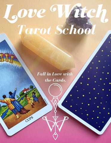 Tarot School: a 10 Week Online Course to Master the Tarot