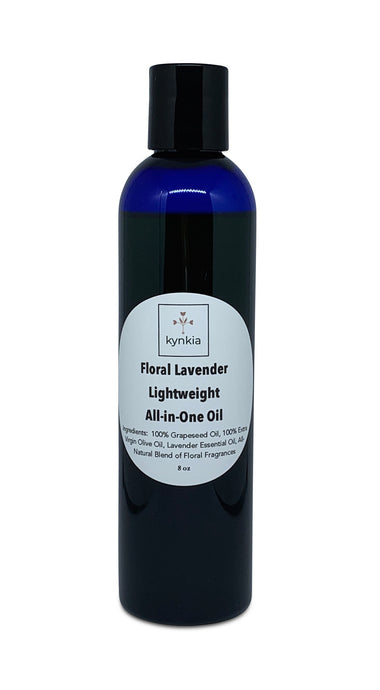Floral Lavender Lightweight All-in-One Oil - 8 oz