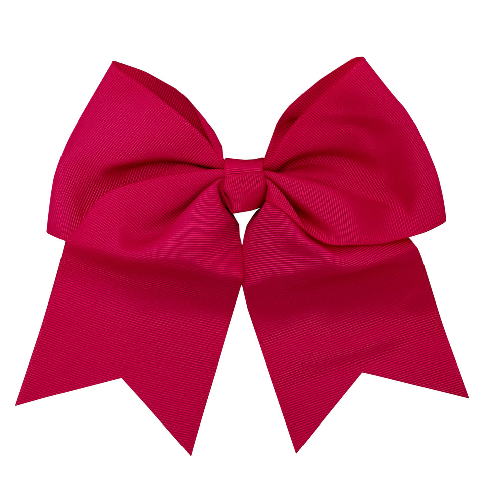 "Pastry Girls 3"" V-Notch Tail Bow"