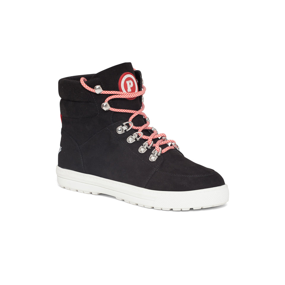 Pastry Riverside Adult Sneaker in Black/Red Image Number 2