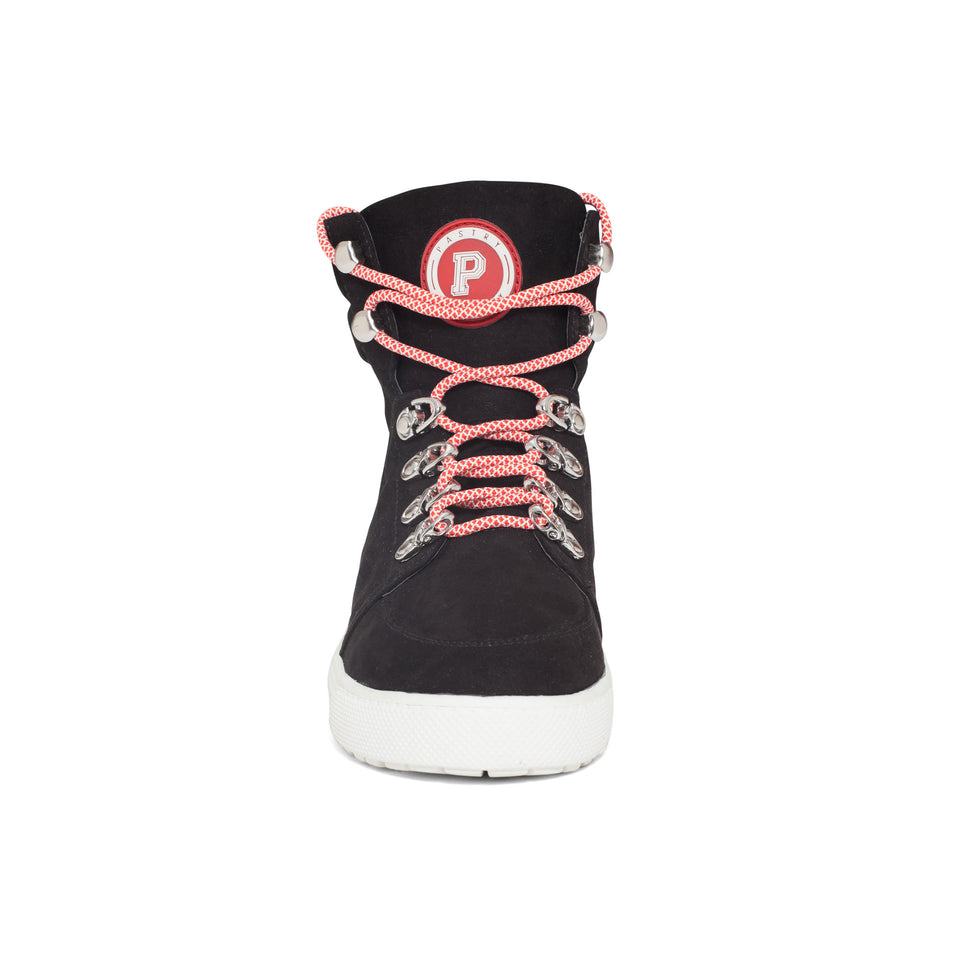 Pastry Riverside Adult Sneaker in Black/Red Image Number 3