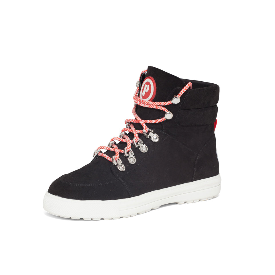 Pastry Riverside Adult Sneaker in Black/Red Image Number 5