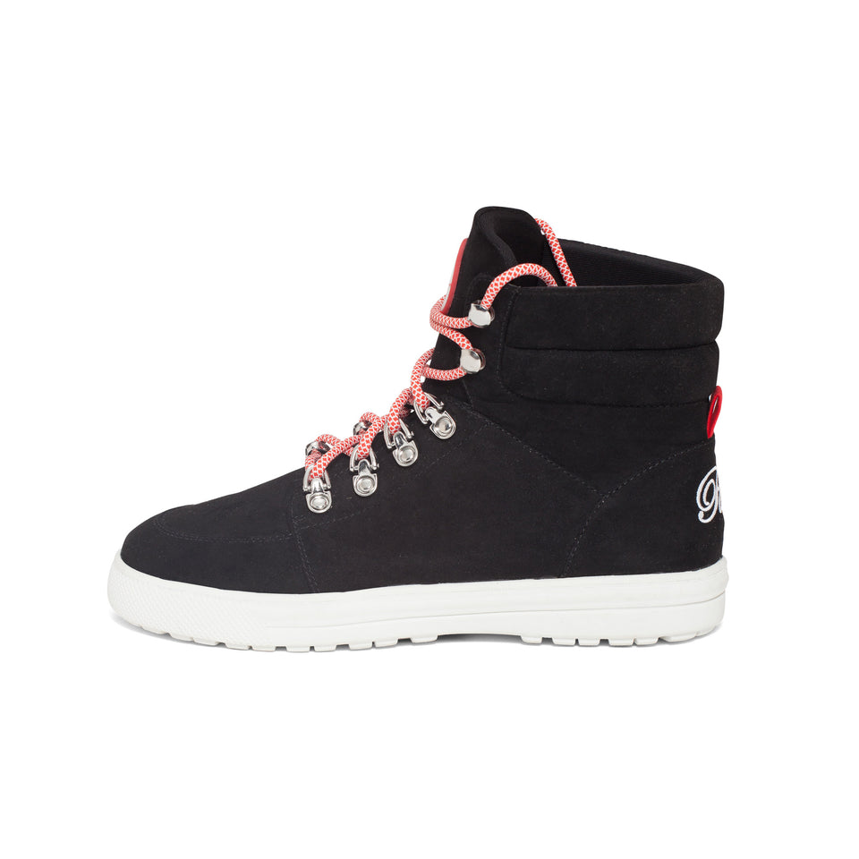 Pastry Riverside Adult Sneaker in Black/Red Image Number 1
