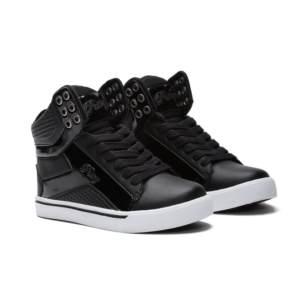 Pastry Pop Tart 2.0 Youth Sneaker in Black/White