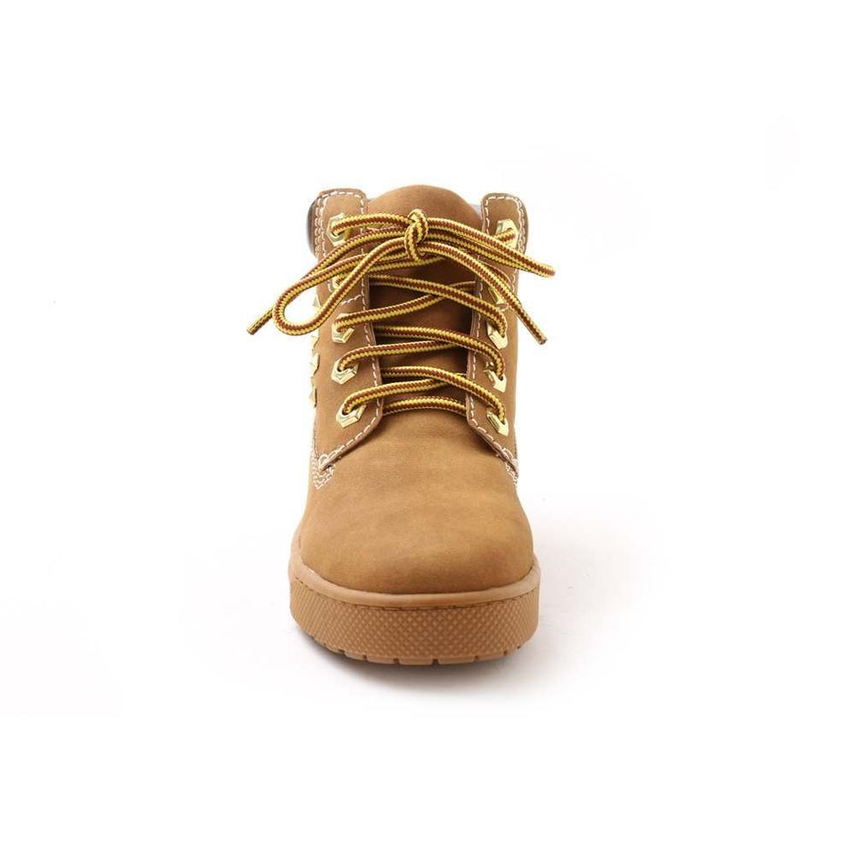 Pastry Youth Sneaker Butter Boot in Wheat