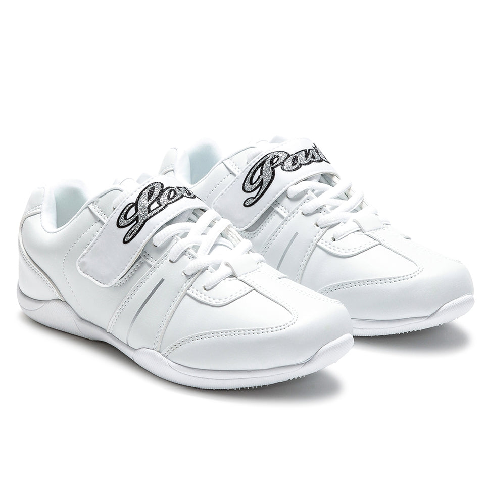 Pastry Custom Spirit Adult Cheer Sneaker in White