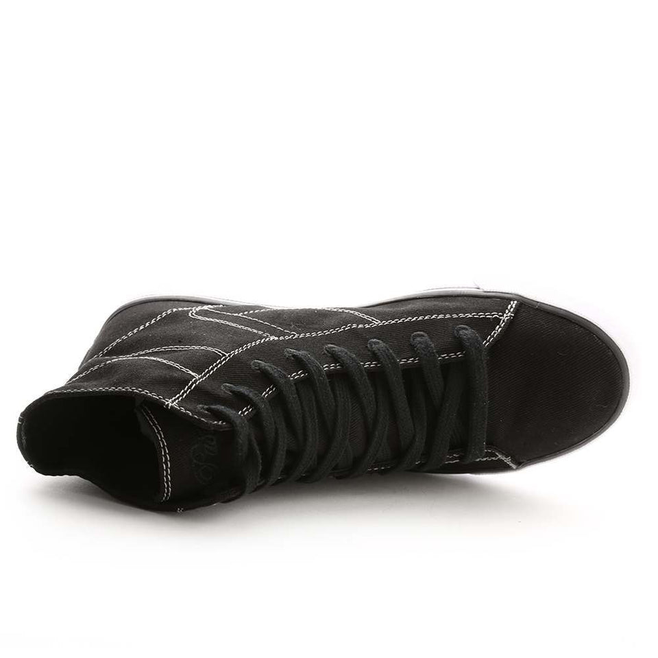 Pastry Cassatta Adult Sneaker in Black/White